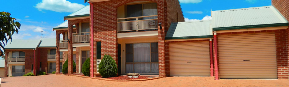4 Star Accommodation Apartments in Tamworth NSW